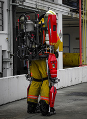 HOPE Technik Auberon Pneumatic Exoskeleton